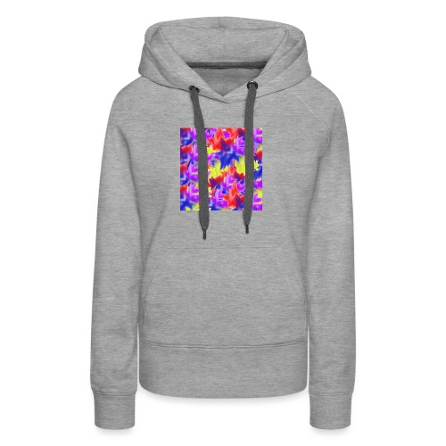 A Splash of Colour - Women's Premium Hoodie