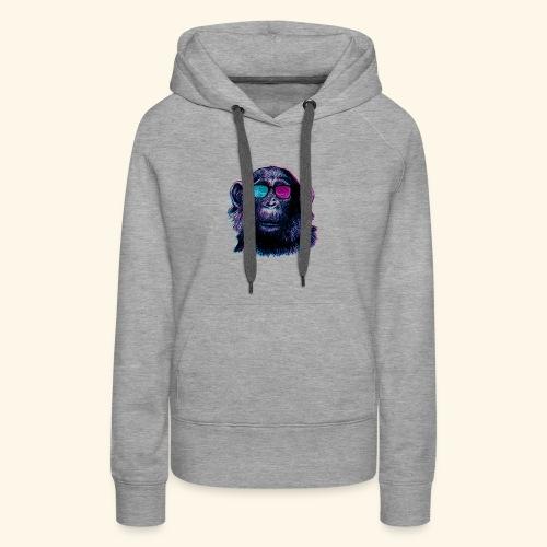 Cool Chimp - Women's Premium Hoodie