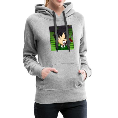 A-symetric Buster - Women's Premium Hoodie