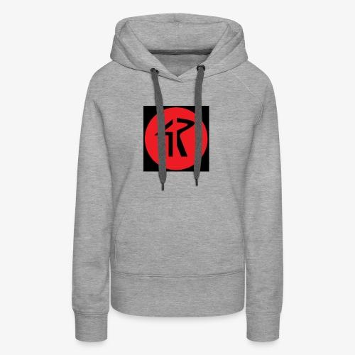 4R Logo - Women's Premium Hoodie