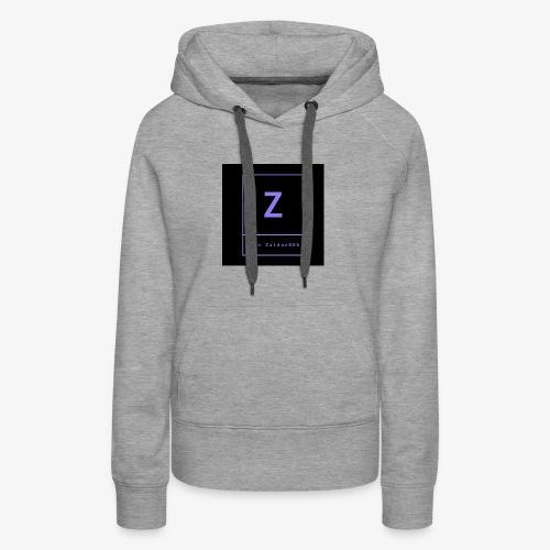 Zain Zaidan006 - Women's Premium Hoodie
