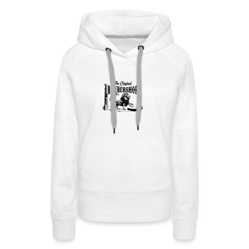 The Original Barbershop - Women's Premium Hoodie