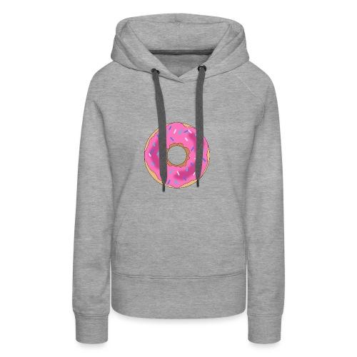 Donut - Women's Premium Hoodie