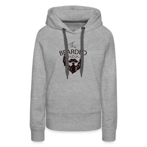 The bearded man - Women's Premium Hoodie