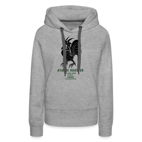 AtomicRooster Tshirt - Women's Premium Hoodie