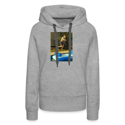 jump clothing - Women's Premium Hoodie