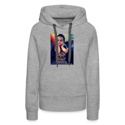 DDDs Boutique Merch - Women's Premium Hoodie