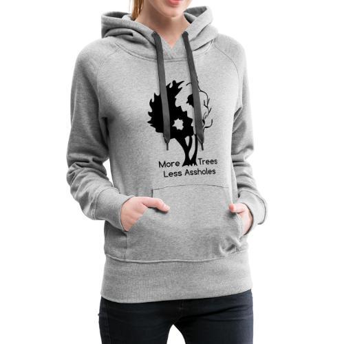 Yin Yang tree MTLA - Women's Premium Hoodie