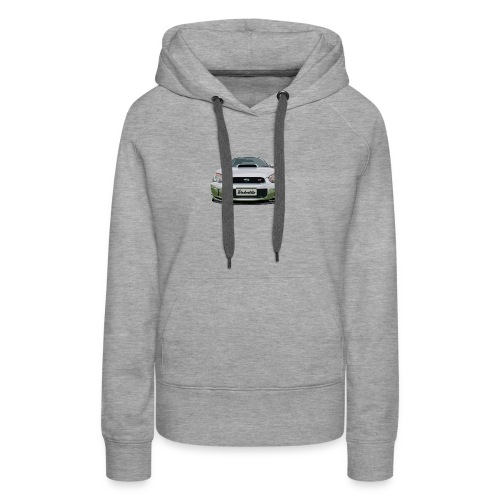 Subaru WRX Second Generation - Women's Premium Hoodie