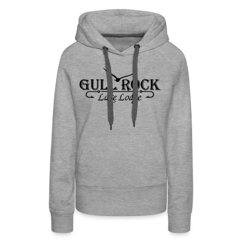 Gullrock Lake Lodge - Women's Premium Hoodie