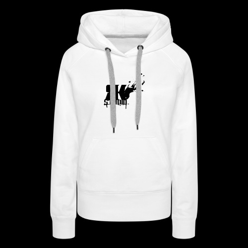 RKStudio Black Version - Women's Premium Hoodie