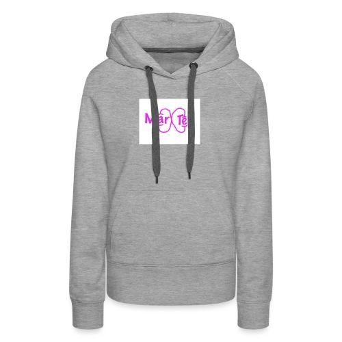 mar-tey - Women's Premium Hoodie