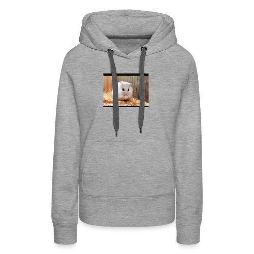Dungeon the hamster - Women's Premium Hoodie