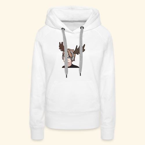 The Moose is on the loose - Women's Premium Hoodie