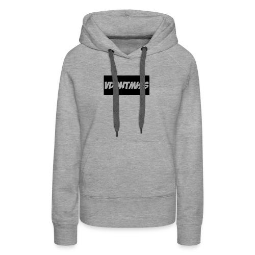 vDontMiss Nation - Women's Premium Hoodie