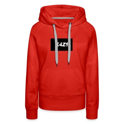 K4Z1 OG's - Women's Premium Hoodie