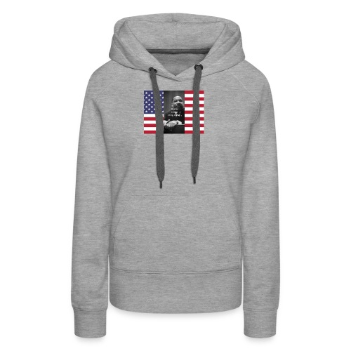 Martin Luther King Jr Day's Graphic Novel - Women's Premium Hoodie