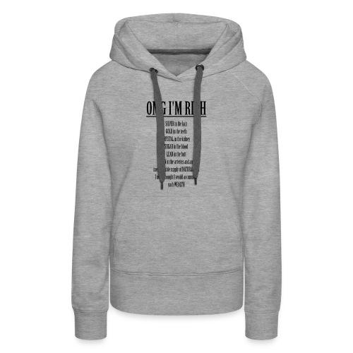OMG Neu - Women's Premium Hoodie