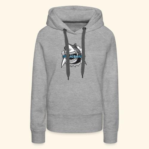 Shark attack - Women's Premium Hoodie
