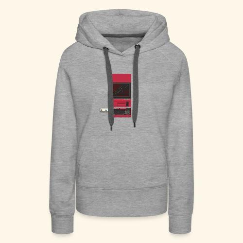 x1 - Women's Premium Hoodie