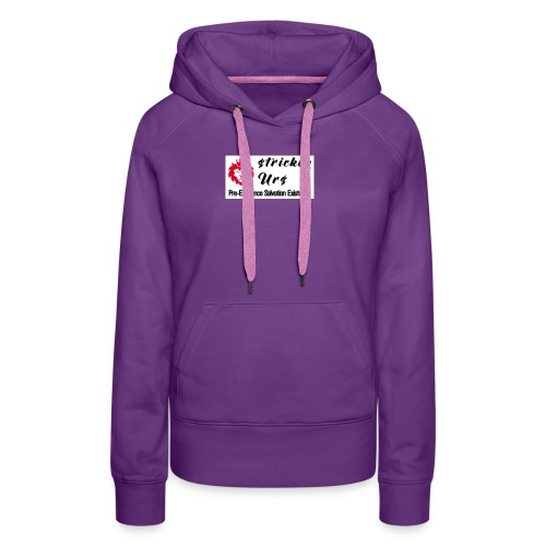 E Strictly Urs - Women's Premium Hoodie