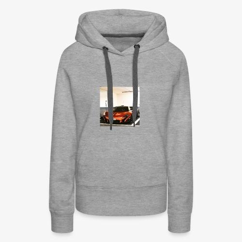 T20 car t-shirt or hoodie - Women's Premium Hoodie
