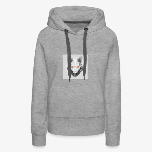 Endless Wolf Logo - Women's Premium Hoodie