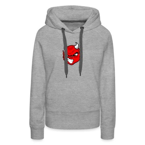 Rebelleart devil - Women's Premium Hoodie