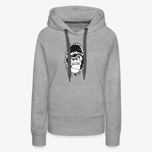 Gorilla - Women's Premium Hoodie