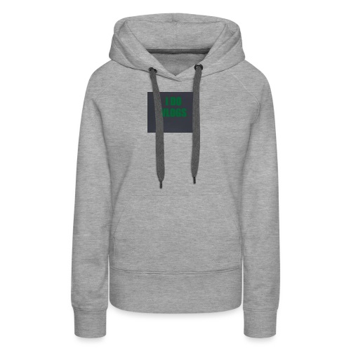 DA BEST MERCH - Women's Premium Hoodie