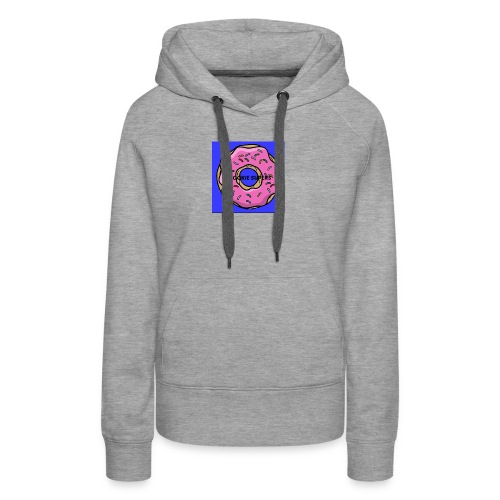 COOKIE SUPERS - Women's Premium Hoodie