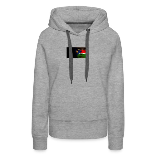 south sudan flag - Women's Premium Hoodie