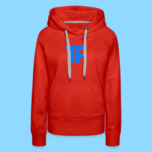 Team Friction Logo - Women's Premium Hoodie