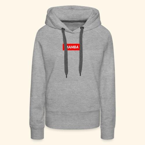 Supreme Mamba - Women's Premium Hoodie