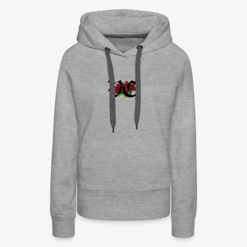 Ice's trade-mark Vaagues Clique Logo - Women's Premium Hoodie