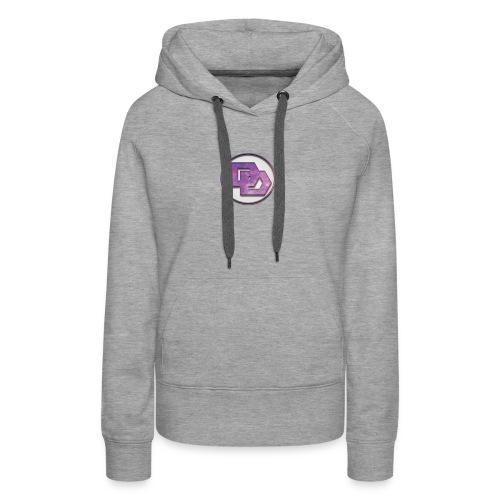 DerpDagg Logo - Women's Premium Hoodie
