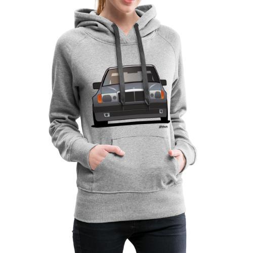 MB w124 500E - Women's Premium Hoodie