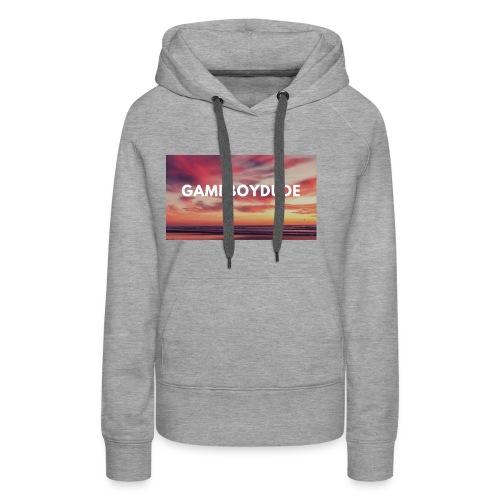 GameBoyDude merch store - Women's Premium Hoodie