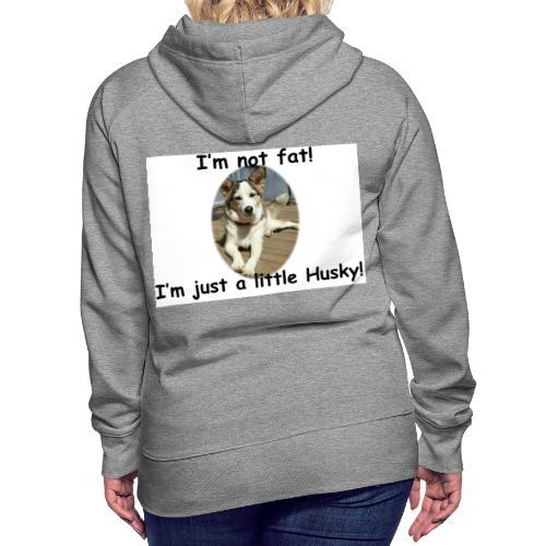 little Husky - Women's Premium Hoodie