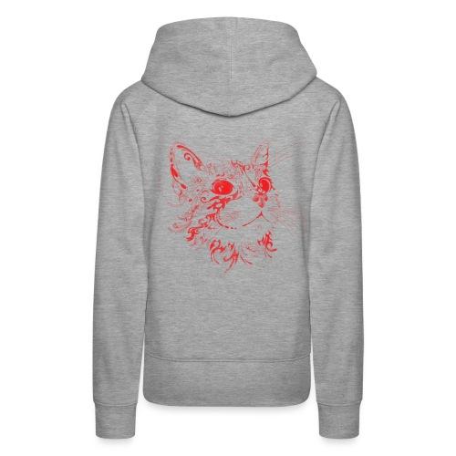 Red Mist - Women's Premium Hoodie