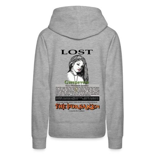 lostgwen png - Women's Premium Hoodie