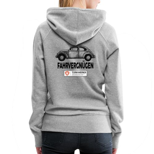 Driving Pleasure - Women's Premium Hoodie
