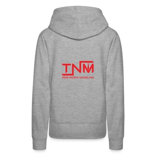 True North Modeling - Women's Premium Hoodie