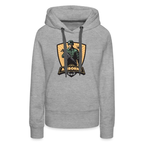 Air Assault Trooper - Women's Premium Hoodie