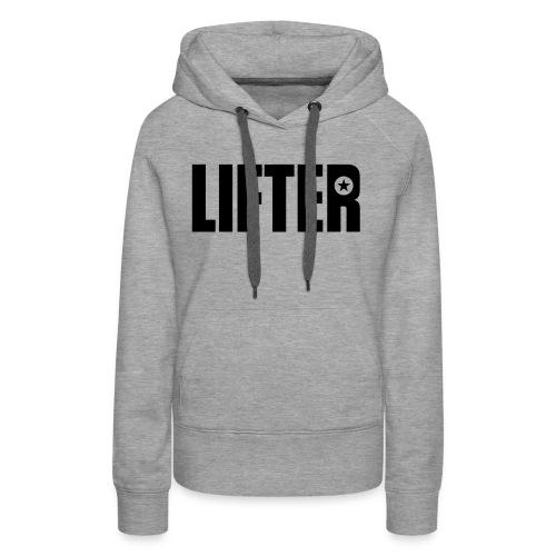 LIFTER - Women's Premium Hoodie