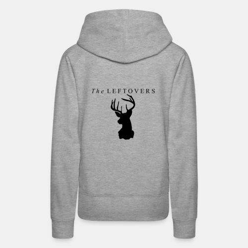 The Leftovers Deer - Women's Premium Hoodie