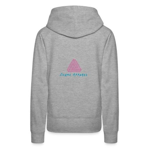 cozmo apparel - Women's Premium Hoodie