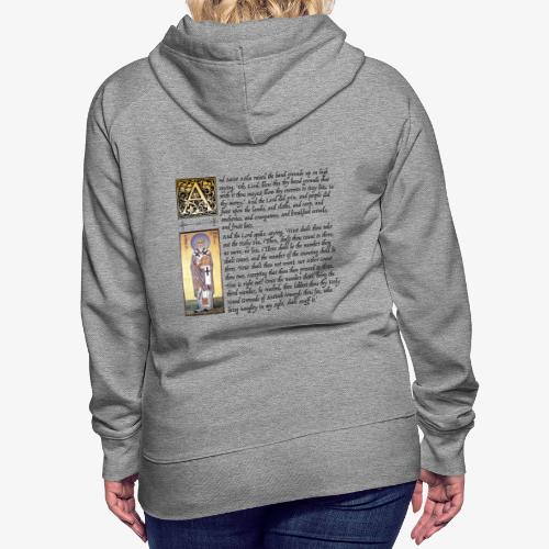Holy Hand Grenade of Antioch - Women's Premium Hoodie