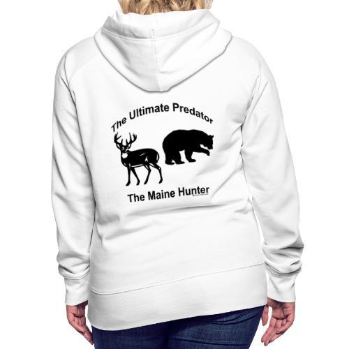 Ultimate Predator - Women's Premium Hoodie