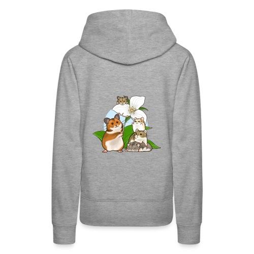Ontario Hamster Club - Women's Premium Hoodie